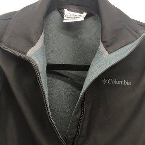 Black Small Columbia Womens Jacket